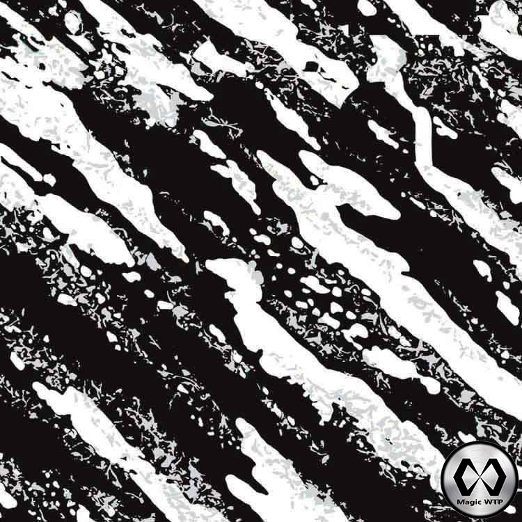 Free Shipping Size 0.5M*2M Black Marble Pattern Hydrographic Film PVA No.JM505 Inkjet Water Transfer Printing Film(China (Mainland))