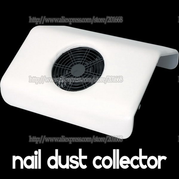 Free Shipping - 220V Nail Art Dust Suction Collector - NA157(China (Mainland))