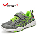 WETIKE Spring Summer Kid s Running Shoes Breathable Air Mesh Outdoor Sport Shoes For Boys Girls