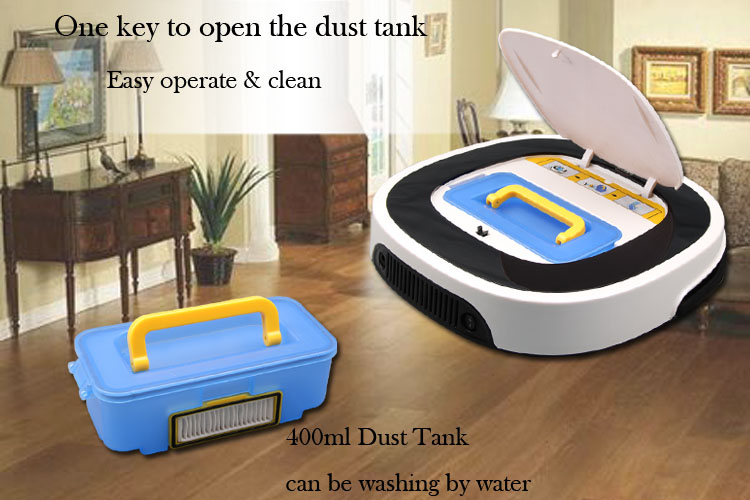 Smart D5501 Vacuum Cleaner Sweeping Self Rechargeable robot vacuum cleaner wet and dry Remote Controlled Automatic Dust Cleaner(China (Mainland))