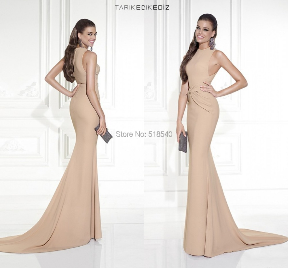 RI 9 new tarik ediz mermaid evening prom dresses 2015 ...