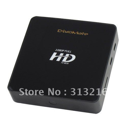 Free shipping 1080P Full HD Video Media Player #2337