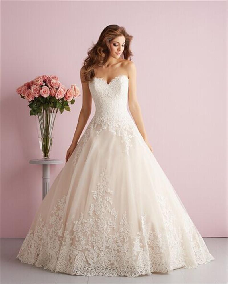 Modern Wedding Dresses Backless : Lace wedding dresses backless off the shoulder sweep train modern