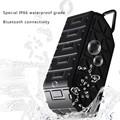 Wireless Bluetooth Speaker Waterproof Crashproof Dustproof V4 0 Stereo Speaker Subwoofer Sound Box Mobile