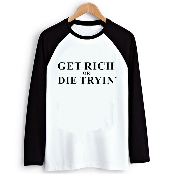 Raglan T-shirt 1 (53) Die Tryin 2
