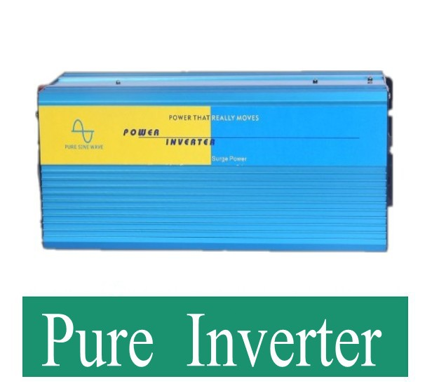 DC24V, 1500W Off-Grid Pure Sine Wave Power Inverter, Solar Inverter, AC100V/220V/115V/120V, AC200V/220V/230V/240V