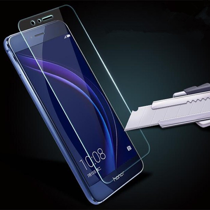 For Huawei Honor 8 Glass Cases Phone Screen Protector Front Cover Mobile Accessory Window For Huawei Honor 8 Tempered Glass (1)