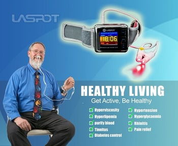 Black Friday hot sale Drop shipping support original manufacture of home use soft laser watch therapy equipment