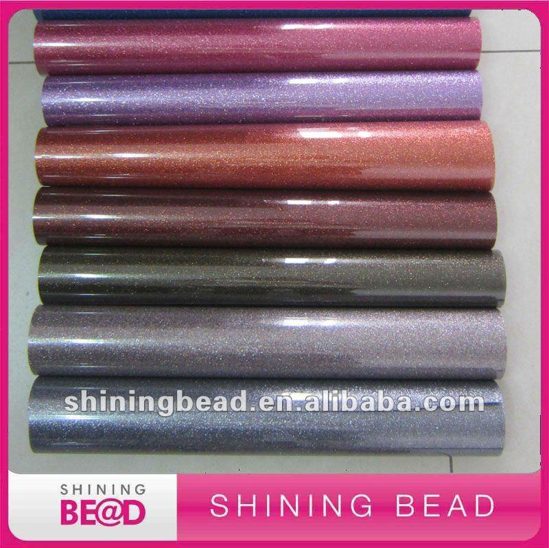 Glitter Heat Transfer Vinyl,Korean Quality,Free Shipping,High Quanlity Heat Transfer Film(China (Mainland))