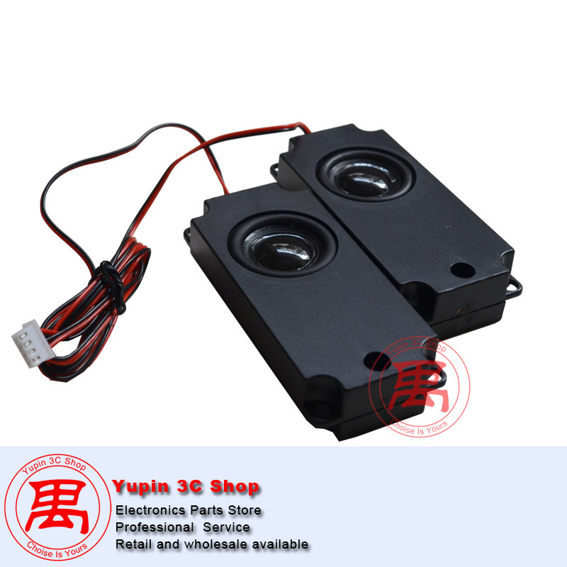 2 for one pack, 2w passive surround loudspeaker,Lcd TV DIY Speakers, Parts for lcd tv(China (Mainland))
