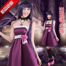 ore no imouto ga konnani kawaii wake ga nai Gokou Ruri Women Dress Cosplay Dress Costume Free Shipping S-XL
