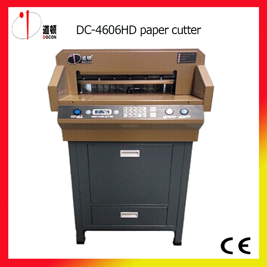 electric paper cutter machine