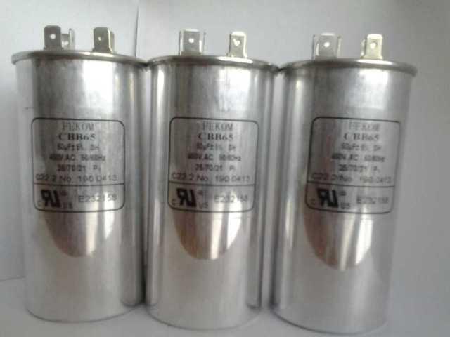 FEKOM CBB65 Start capacitor 60uF 450V