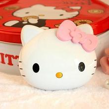 Portable Anime Cartoon Cute Hello kitty Power Bank 12000mAh Hellokitty PowerBank USB External Universal Battery Charger