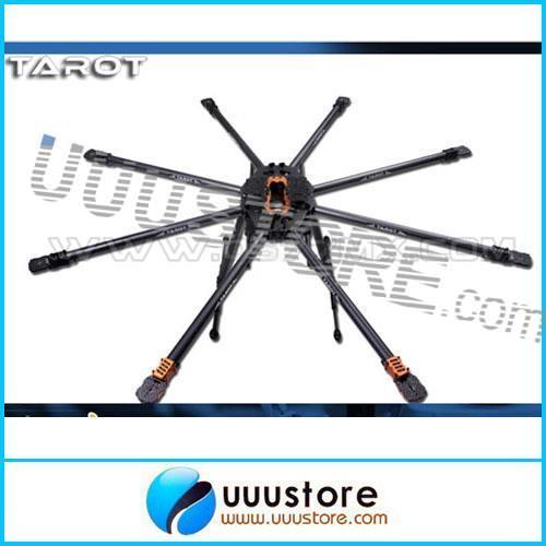 Здесь можно купить  Tarot T18 25mm Carbon Fiber UAV FPV Octocopter Frame Kit TL18T00 Tarot T18 25mm Carbon Fiber UAV FPV Octocopter Frame Kit TL18T00 Игрушки и Хобби