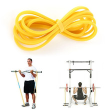 Buy Elastic Crossfit Resistance Latex Loop Band Gym Workout Training Powerlift Fitness for $1.93 in AliExpress store