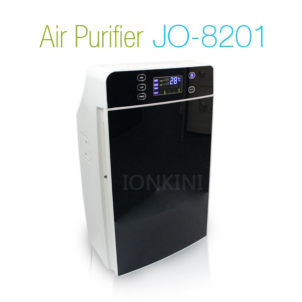 6 Stage Purification Touch Screen Home Air Purifier with Anions,Hepa filter,Carbon(China (Mainland))