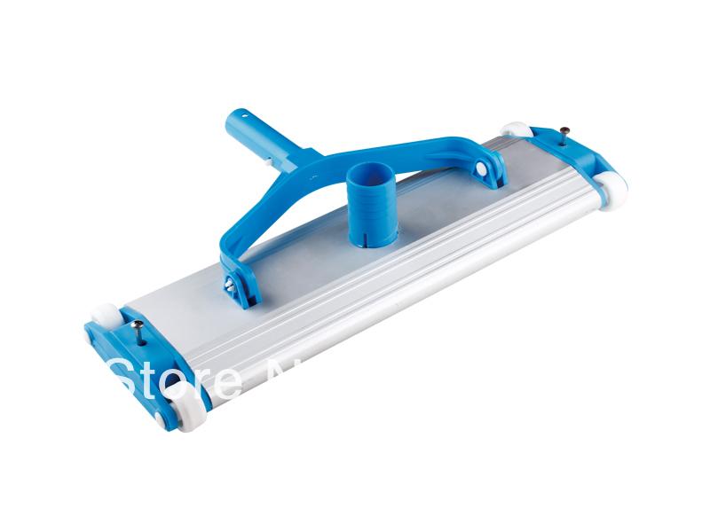 "G1020/14"" pool vacuum head with 4 wheels ,Alu body ,plastic handle(34.5*13cm)(China (Mainland))"