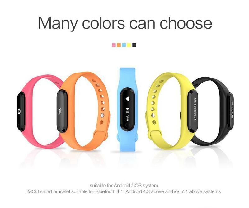 Smartband Heart rate Bracelet 15