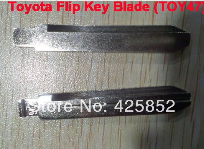 Toyota Flip Key Blade (TOY47)  Key Blade No.93 For Toyota Key Blanks <br><br>Aliexpress