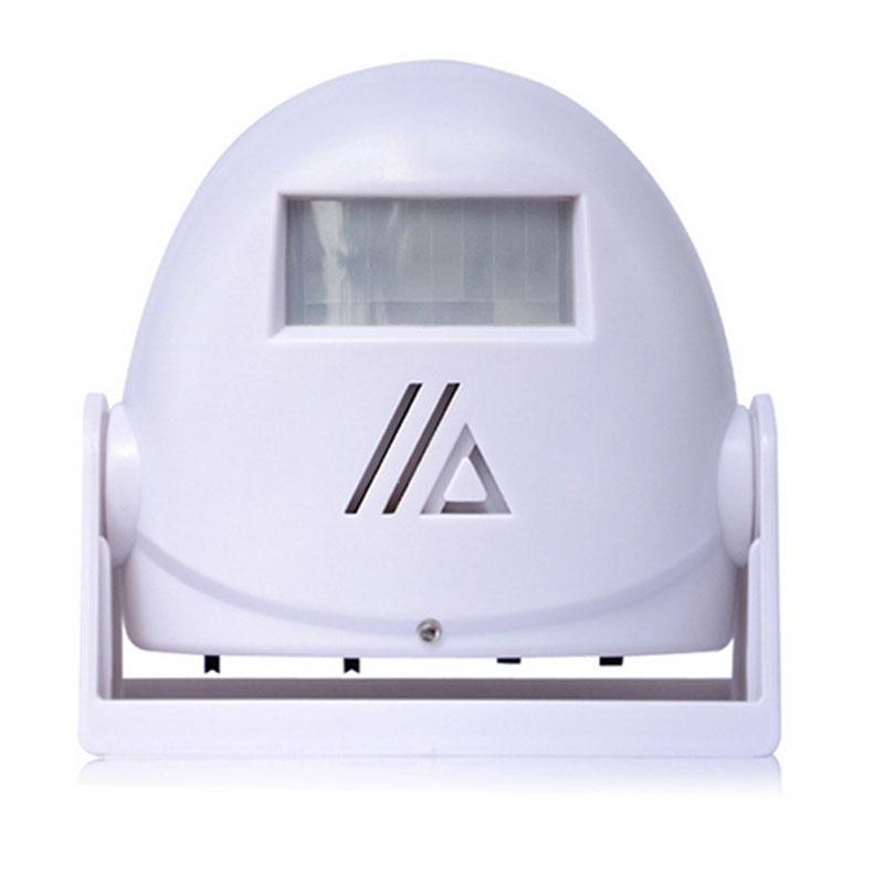 Гаджет  16 Songs Welcome Wireless Chime Doorbell Infrared Motion Sensor Home Security Electronic Doorbell Door Bell Alarm  None Безопасность и защита