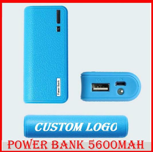 Portable phone Mobile wallet Power Bank 5600mAh universal USB External Backup Battery for apple iPhone samsung MP3 free shipping(China (Mainland))