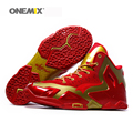 2016 Onemix new arrival mens basketball shoes cheap athletic sport sneakers antislip basketall boots free shipping