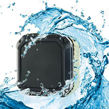Portable Outdoor Waterproof Shockproof Wireless Bluetooth Speaker For Smartphone(China (Mainland))