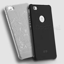 Hard Protector Back Cover Silicone Neo Hybrid Case for Huawei Ascend P8 5.2″ Phone Bag Cover for Huawei P8 Shell