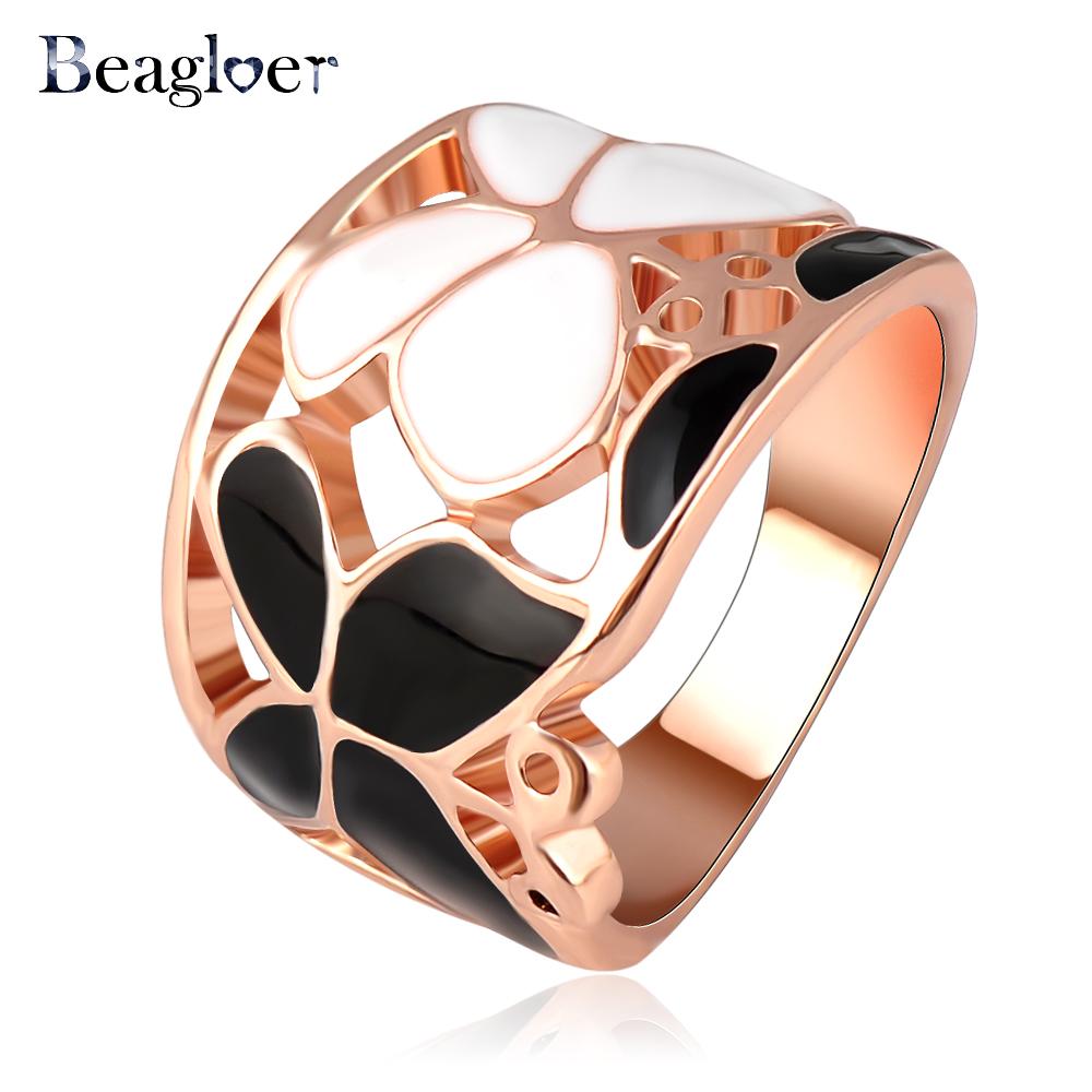 Aliexpress.com : Buy Beagloer Brand Black And White Enamel ...
