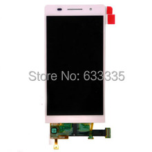 Buy lcd display touch screen Assembly HuaWei Ascend P6 P6-T00 P6-U00 P6-C00 P6-U06 Digitizer lens Free for $31.50 in AliExpress store
