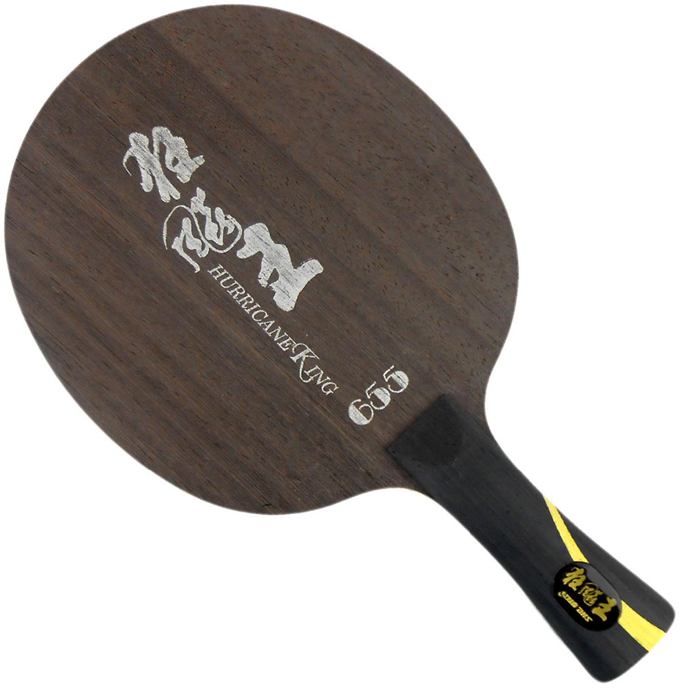 DHS Hurricane King 655 Table Tennis Blade (Shakehand-FL) for PingPong Racket<br><br>Aliexpress
