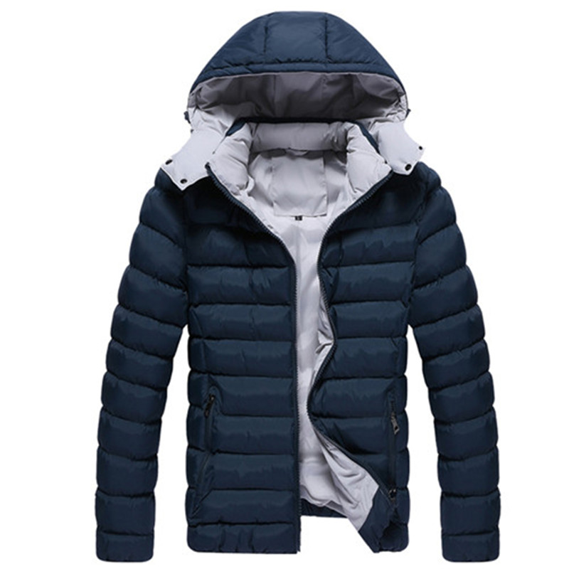 Umemory Plus Size 2015 Winter Jacket Men High Quality Down Nylon Men Clothes Winter Outdoor Warm