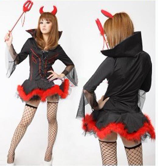 Аниме костюм на хэллоуин