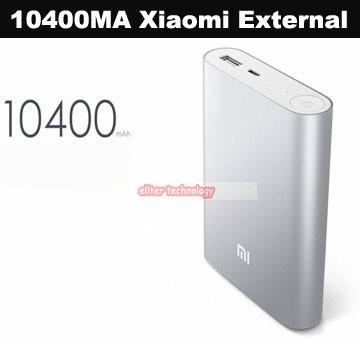Зарядное устройство 10400mah Xiaomi Oem Powerbank 250PCS ellter аккумулятор yoobao yb 6014 10400mah green