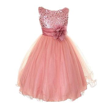 2015 новые дети именинница платье милый блесток майка принцесса кружевном платье 11 цвет детские платья для девочек Vestido