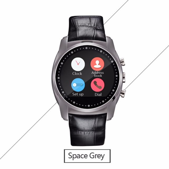 Brand New Waterproof A8 Smart Watch with IPS HD GPRS SIM TF Card Wristwatch Supported for Android Phone Smartphone