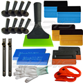 22 IN 1 Professional Tint Tool 3M Felt Squeegee Vinyl Cutter Rubber Vinyl Install Warpping Tool