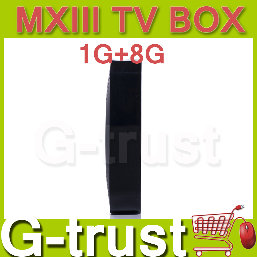 MXIII TV Box MX III Amlogic S802 Quad Core MX3 Mini PC Android 4.4 XBMC Kodi Load 1GB 8GB WIFI 4K Miracast Media Player 20pcs(China (Mainland))