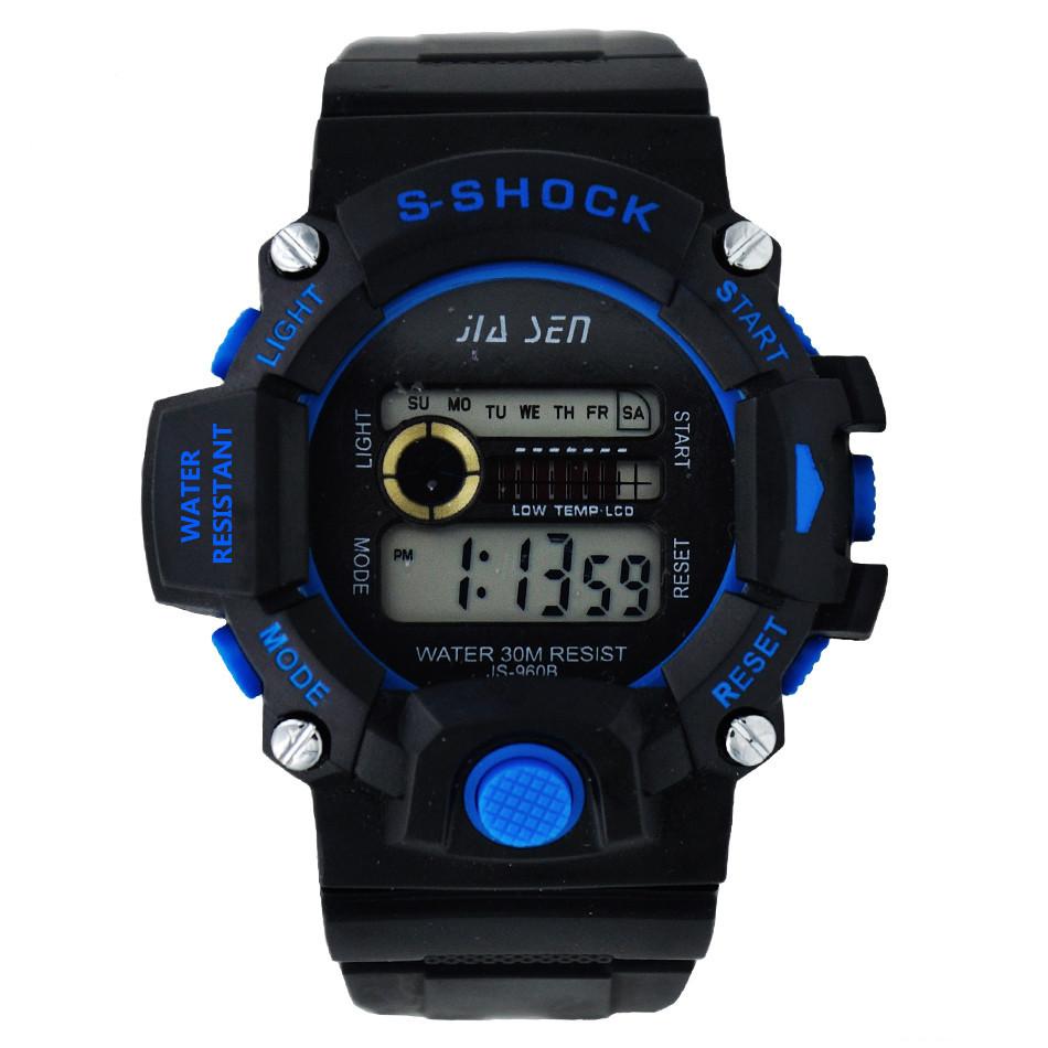 Hot sale sport s shock led watches men military reloj digital watch original dieseler waterproof nardin g cassio digital-watch(China (Mainland))