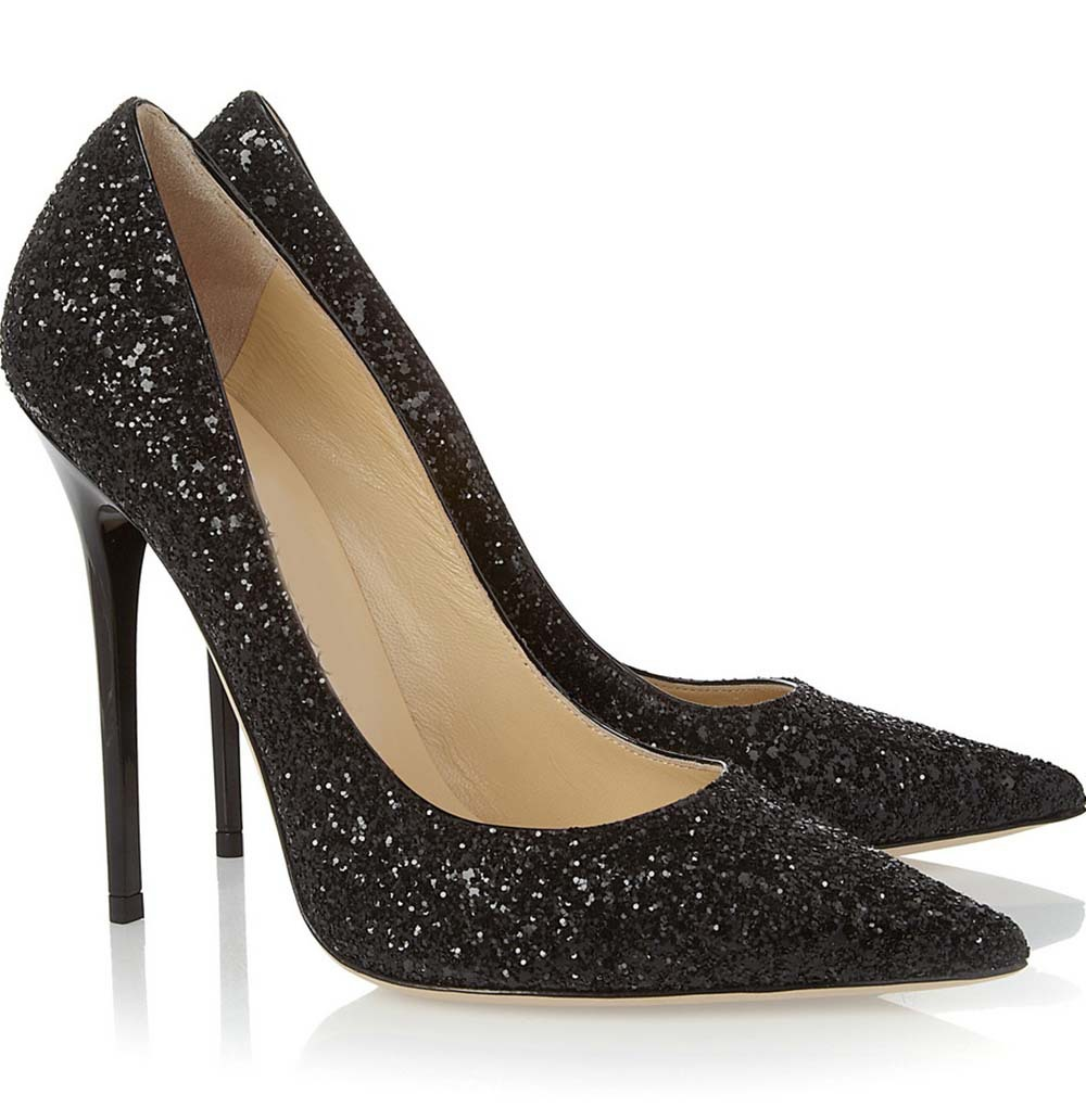 Excellent Shoes Prom 2015 Low Heels Hot Shoes Cocktail Parties Cocktails Black