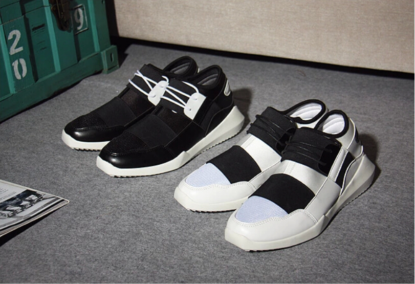 Spring new breathable sports leisure shoes Korean men tide low youth - Gift fate store