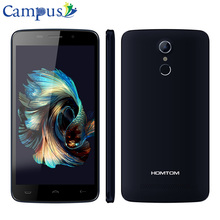 Original HOMTOM HT17 Pro5.5 inch 1280x720HD MT6737 4G FDD Android 6.0 Fingerprint Quad Core 2GB+16GB 13MP New Smart Mobile Phone(China (Mainland))