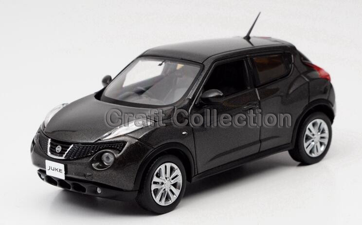 1:43 Nissan JUKE 2010 SUV Alloy Model Diecast Show Car Replica Metal Miniature for Sale(China (Mainland))