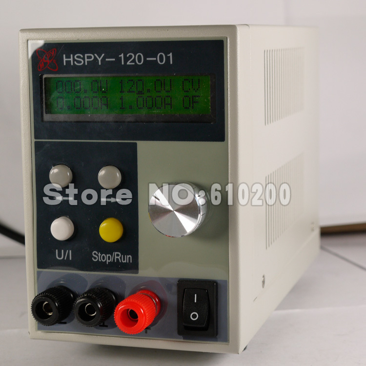 Laboratory Super Precision Programmable Variable Adjustable MINI DC power supply 4Ps LCD Display 0-120V output voltage<br><br>Aliexpress