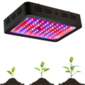BOSSLED 300W Full Spectrum LED Grow light White Panel For Medical Flower Plants Vegetative and Flowering