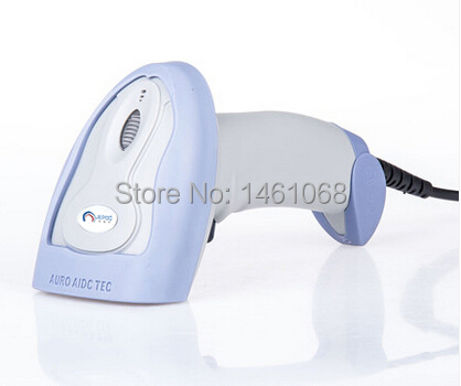 JP-B1 Cheap Price Scanner High Quality Long Laser USB Port Handheld Barcode Scanner for POS System JP-B1(Hong Kong)
