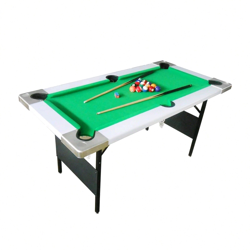 Folding pool table mini billiard table home entertainment billiard table(China (Mainland))