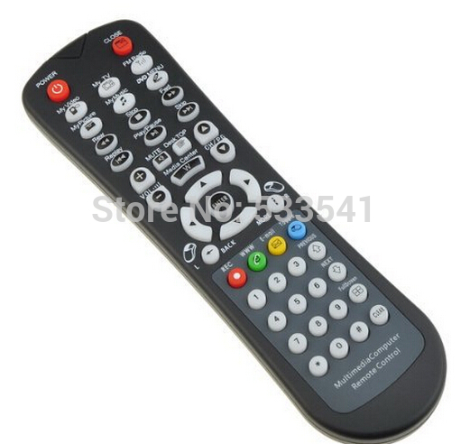 PC USB Windows Media Center Remote Control Controller IT1K(China (Mainland))