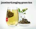 rose+oolong tea health beauty organic natural flower Triangle tea bags 6 kinds of  taste free shipping